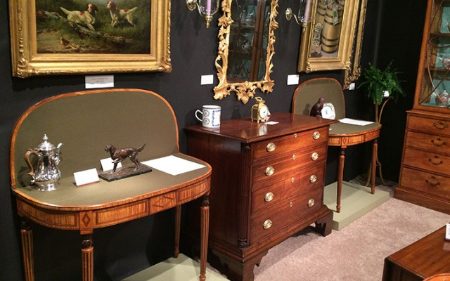 G. Sergeant Antiques at The Washington Winter Show