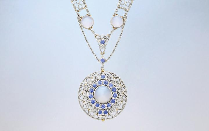 Louis Comfort Tiffany Necklace