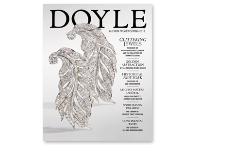 Doyle Auction Preview Spring 2018
