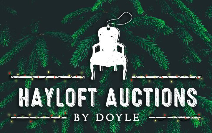 Holiday Shopping at Hayloft!